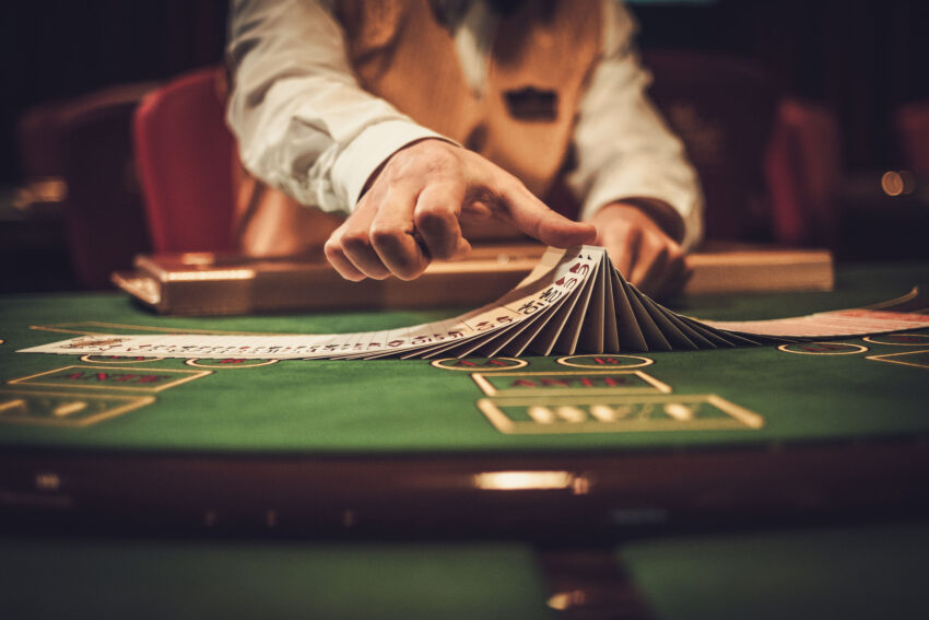 about online poker games